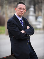 Professor Marin Mrčela