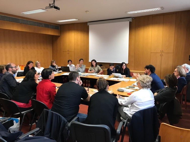 First Local Workshop – Italy